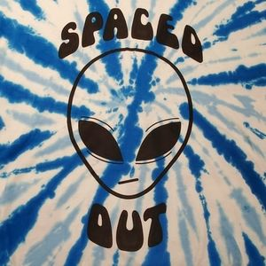 Spaced Out Alien